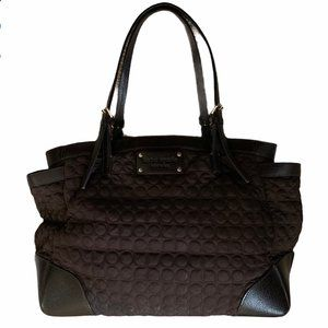 Kate Spade Wilson Road Kaylie Quilted Baby Bag